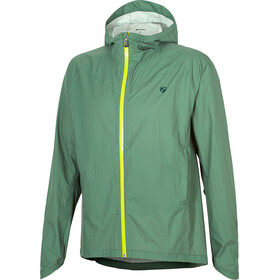 Ziener Cagome Rain Jacket Men hay green